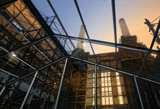 The Boiler House at Battersea Power Station