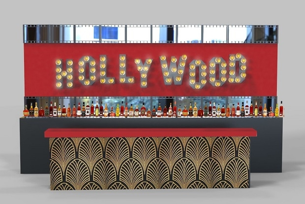 Hollywood-Style-Bar