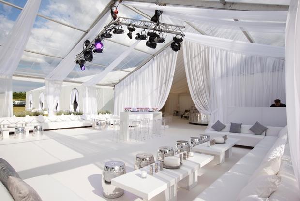 Elle Wedding Interior