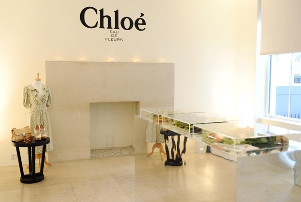 Chloe Product Launch - Invisible Blue
